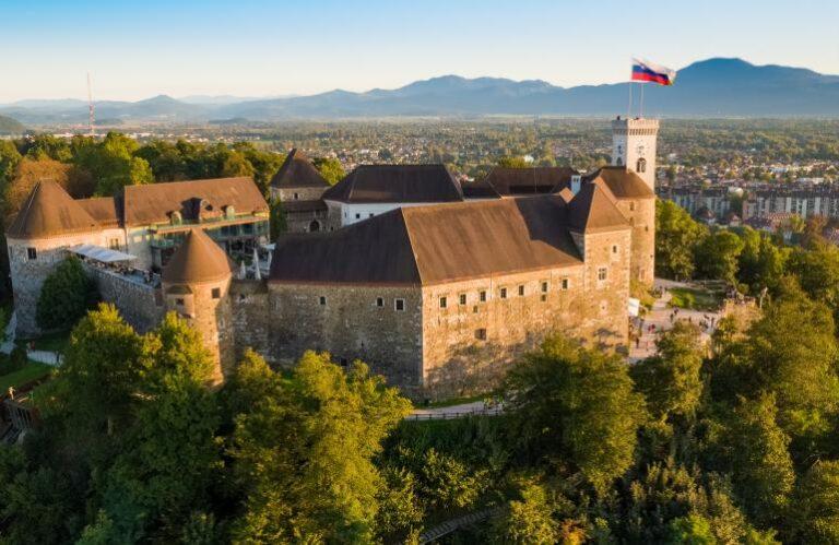 3. Ljubljankin grad ( Staderzen)